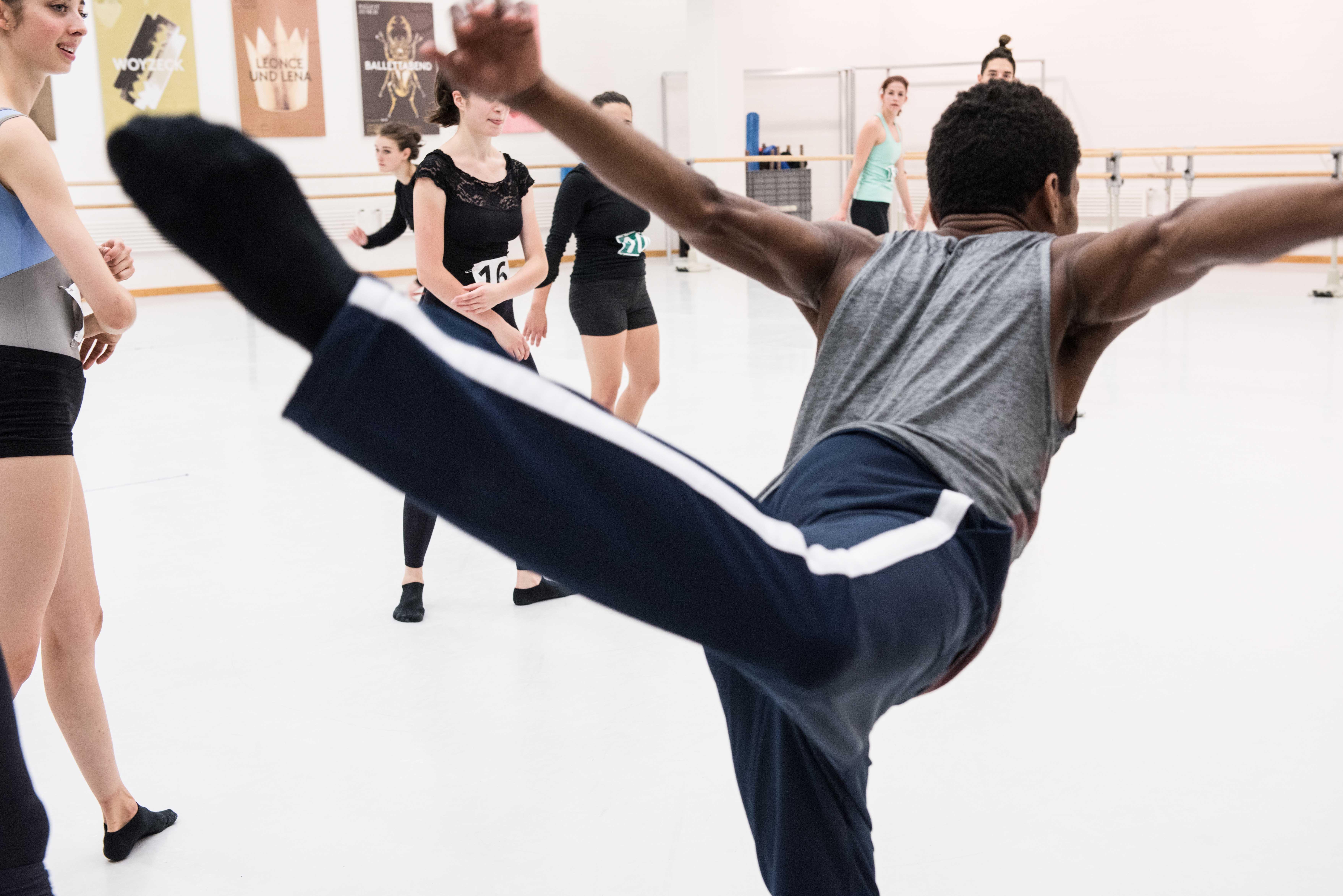 leonce und lena ballett zürich